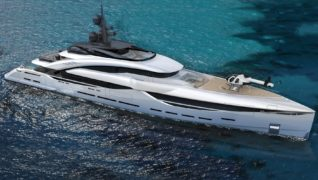 Isa Yacht enters a new era, launching joint projects with international designers
