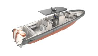 Announcing the Perfect Tender for the Luxury Yacht Market