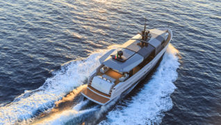 Arcadia Yachts – 12th UNIT OF A85 SOLD TO A BRITISH CLIENT