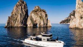 ARCADIA YACHTS – A NUMBER OF IMPORTANT NEWS ON ARCADIA'S HORIZON