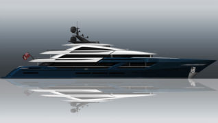 NEW BUILD ISA 65 METRE SUPERYACHT SOLD